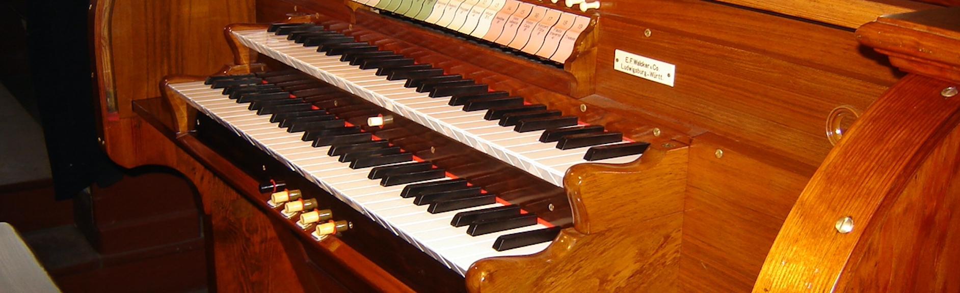 Ewangelicka 1 Festiwal Organowy